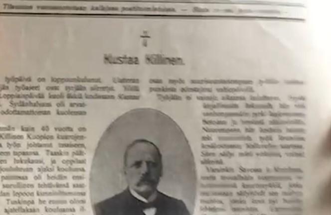 Lehden kansi.
