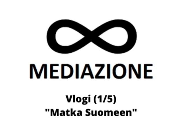 Valkoisella pohjalla videon nimi, Mediazone ja sen logo.
